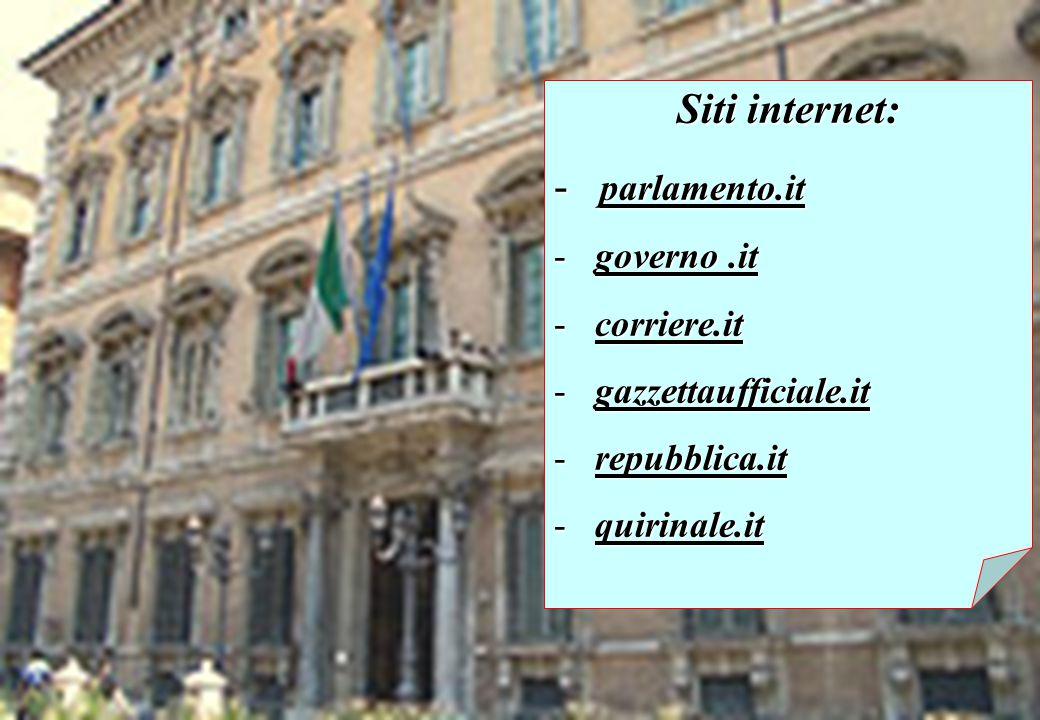 Funzione di indirizzo e di controllo sul Governo Mozioni Interpellanze Risoluzioni Interrogazioni Leggi di bilancio Leggi di autorizzazione alla ratif