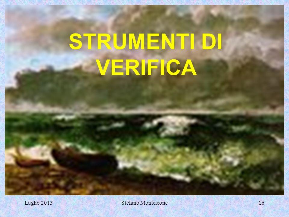 Luglio 2013Stefano Monteleone15 Visita guidata (C.M. 291/1992) AL CARCERE DI BOLLATE O AL TRIBUNALE DI MILANO
