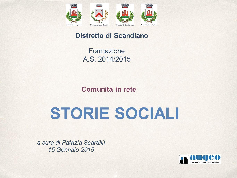 01 non chiamateci STORIELLE!! Linee guida ISTITUTO SUPERIORE DI SANITA'