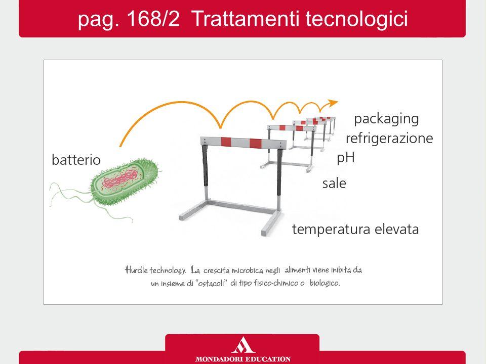 pag. 168/2 Trattamenti tecnologici
