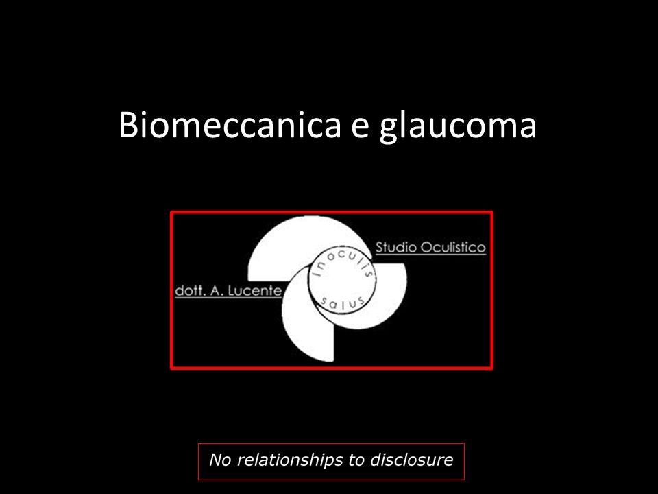 Biomeccanica e glaucoma