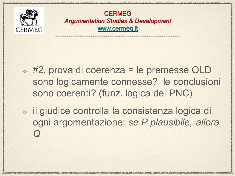 CERMEG Argumentation Studies & Development www.cermeg.it www.cermeg.it CERMEG Argumentation Studies & Development www.cermeg.it www.cermeg.it #3.