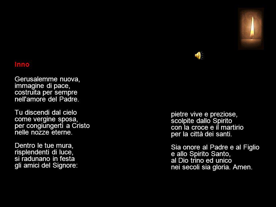 10 AGOSTO 2015 LUNEDÌ SAN LORENZO Diacono e martire UFFICIO DELLE LETTURE INVITATORIO V.