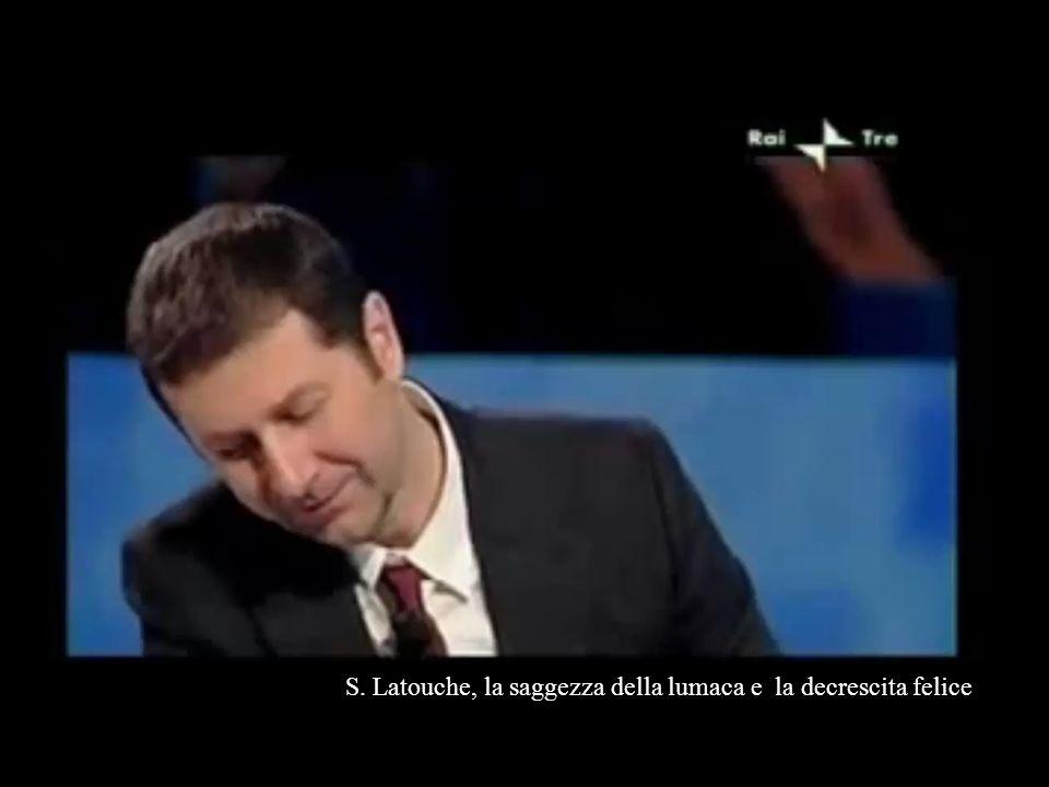 S. Latouche, la saggezza della lumaca e la decrescita felice