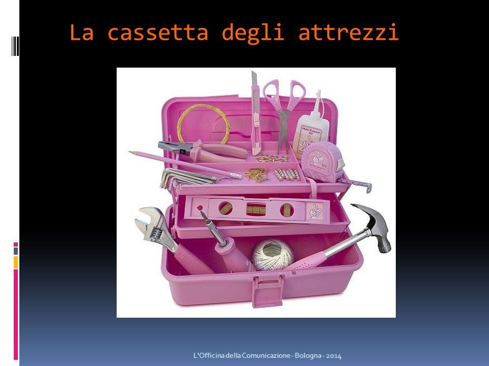 La cassetta degli attrezzi L Officina della Comunicazione - Bologna - 2014
