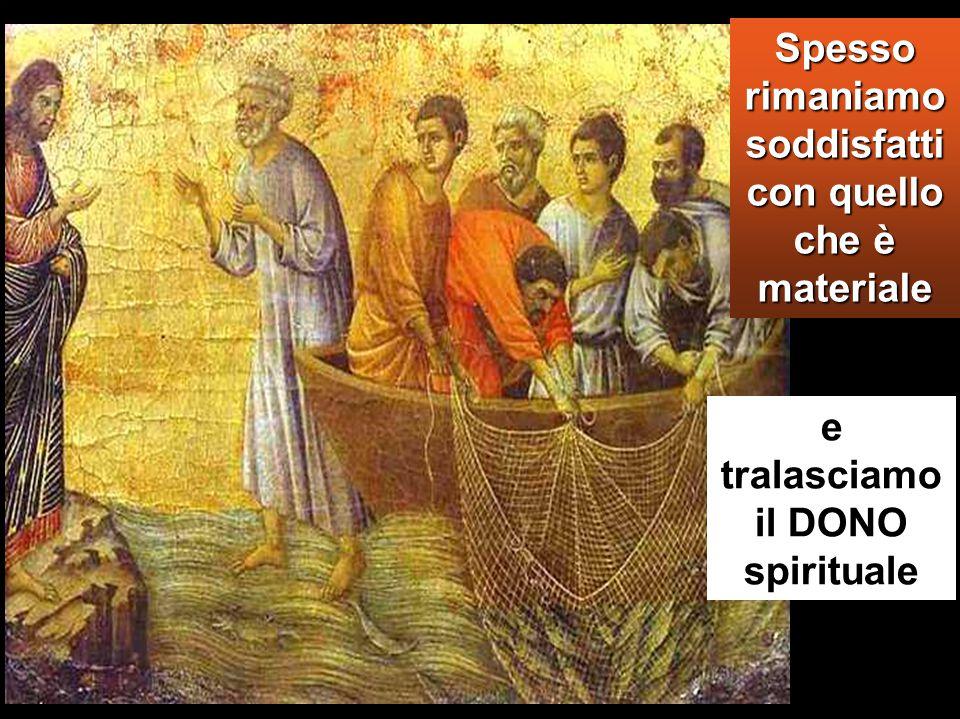 In quel tempo, quando la folla vide che Gesù non era più là e nemmeno i suoi discepoli, salì sulle barche e si diresse alla volta di Cafàrnao alla ricerca di Gesù.