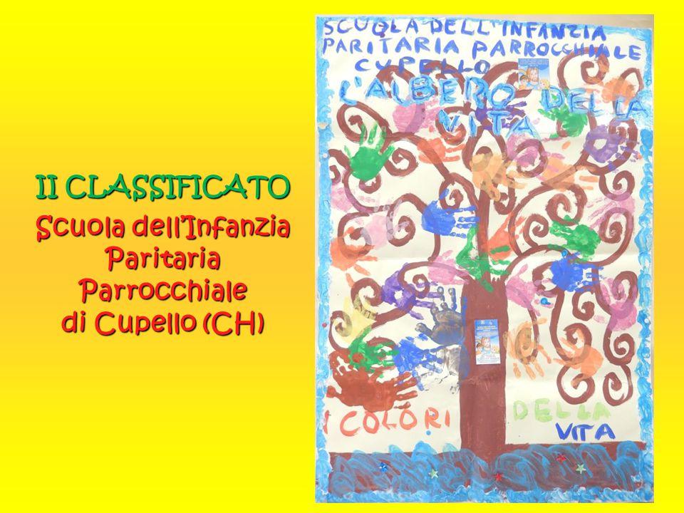 I CLASSIFICATO Scuola Sec.