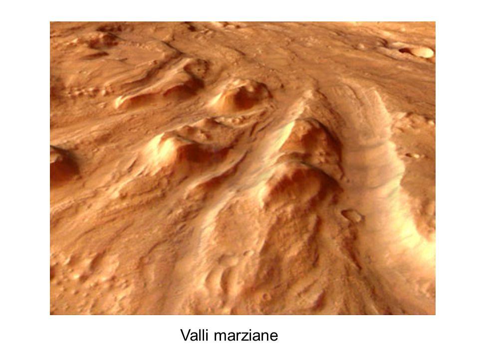 Valli marziane