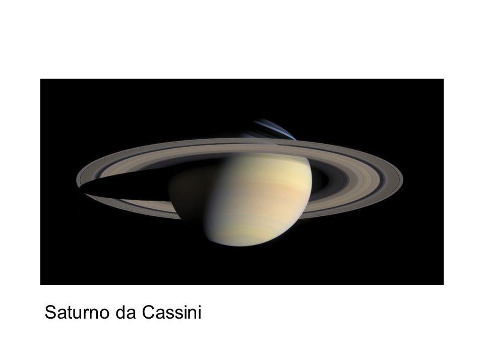Saturno da Cassini