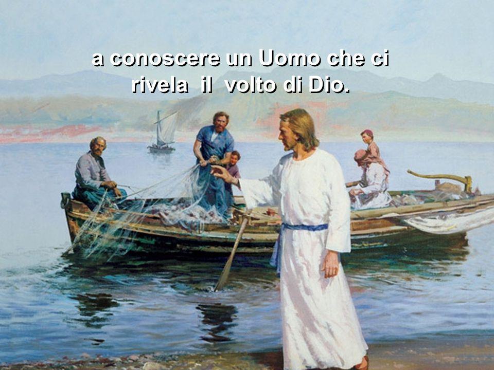 Giovanni ci accompagna sulle rive del Lago di Tiberiade