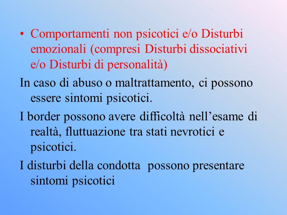 Diagnosi Differenziale Disturbo ossessivo compulsivo I pazienti con DOC riconoscono l'irragionevolezza e l'eccessività dei propri pensieri.