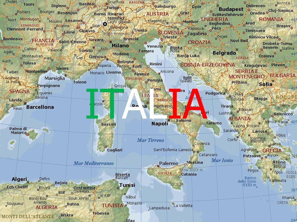 INFORMAZIONI GENERALI – GENERAL INFORMATION NOME UFFICIALE- OFFICIAL NAME Repubblica italiana- Italian republic CAPITALE- CAPITAL Roma- Rome LINGUA UFFICIALE- OFFICIAL LANGUAGE OFFICIAL LANGUAGE Italiano- Italian PRESIDENTE DELLA REPUBBLICA- HEAD OF STATE GiorgioNapolitano UNITÀ NAZIONALE- NATIONAL UNITY 17 marzo 1861- 17 march 1861 VALUTA- CURRENCY Euro FORMA DI GOVERNO- FORM OF GOVERNEMENT Repubblica parlamentare- Parliamentary republic