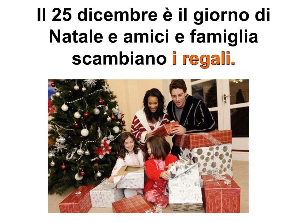 Il 26 dicembre