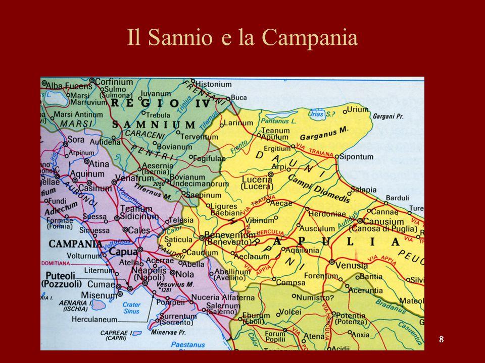 88 Il Sannio e la Campania