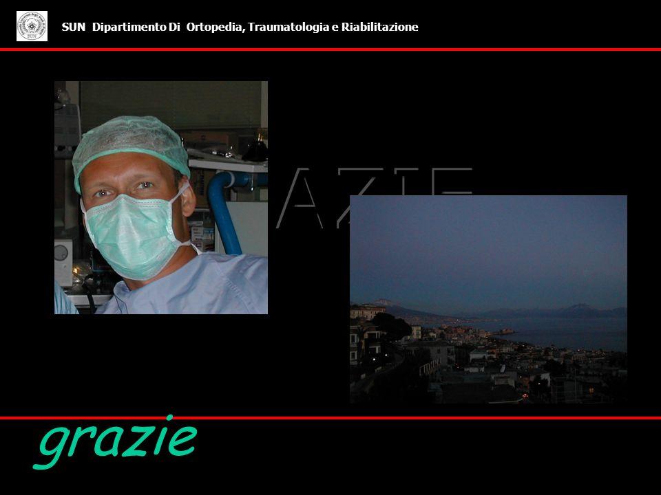 SUN Dipartimento Di Ortopedia, Traumatologia e Riabilitazione grazie