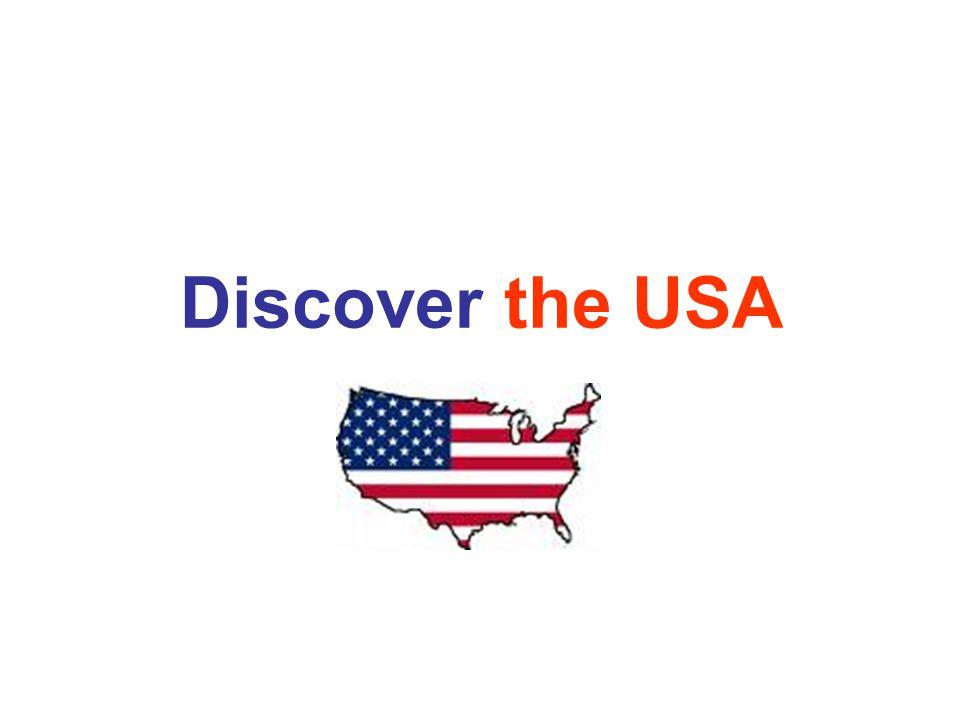 Cosa sapete degli USA.Volete saperne di più.