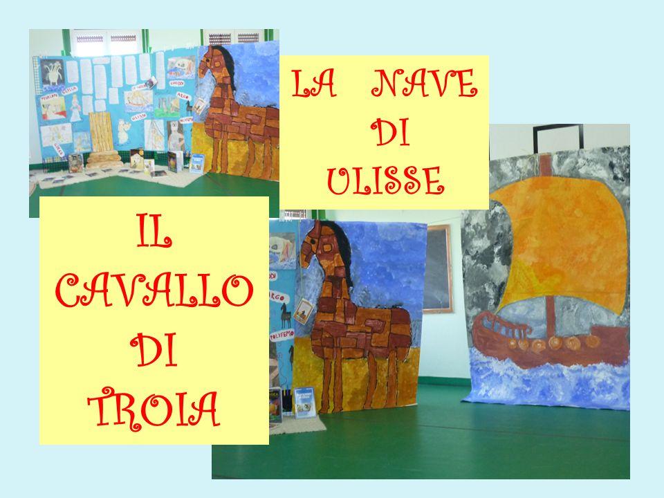 14 IL CAVALLO DI TROIA LA NAVE DI ULISSE
