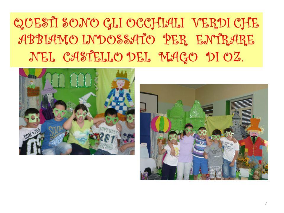 8 Valentina, durante le vacanze di Natale, va a Roma con sua cugina Lia e la sua carissima amica Ottilia.