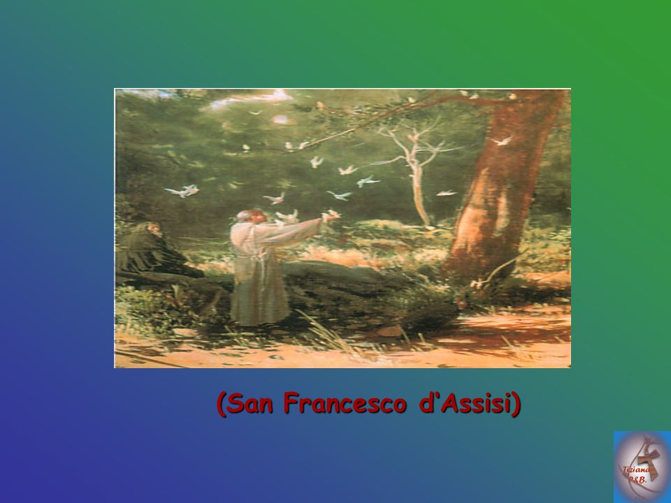 (San Francesco d'Assisi) (San Francesco d'Assisi)