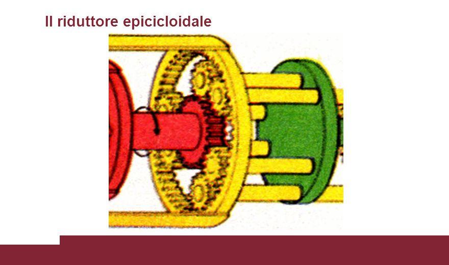 Il riduttore epicicloidale