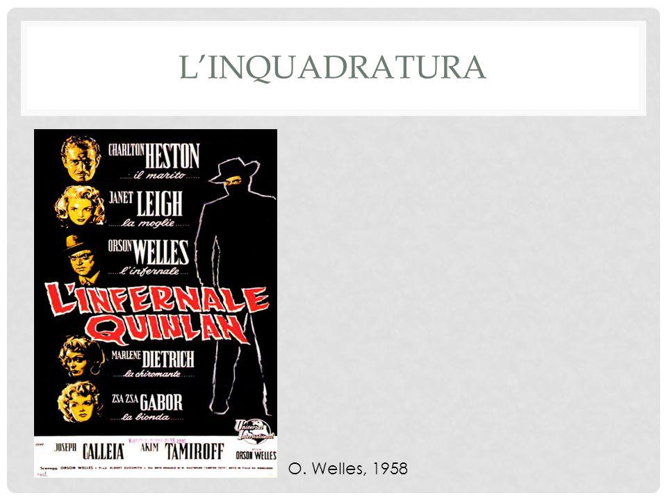 O. Welles, 1958