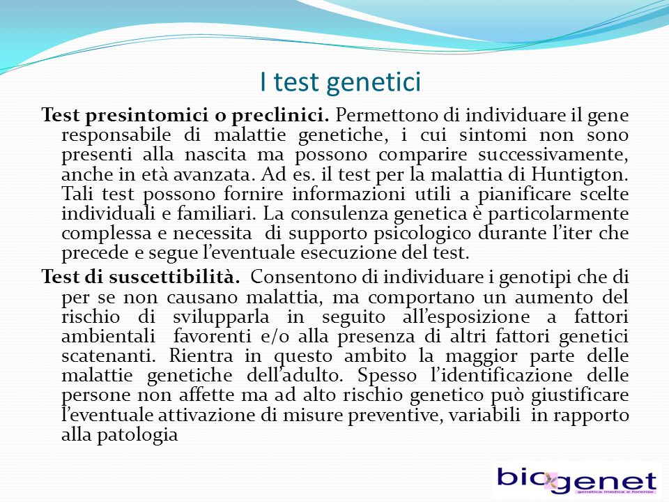 Non solo STR: gli SNPs nelle scienze forensi Sebbene gli STR autosomici siano i marcatori d'elezione della genetica forense, in alcuni casi si fa ricorso a marcatori differenti (SNPs) o situati su porzioni del genoma non autosomiche (mtDNA oppure cromosoma Y).