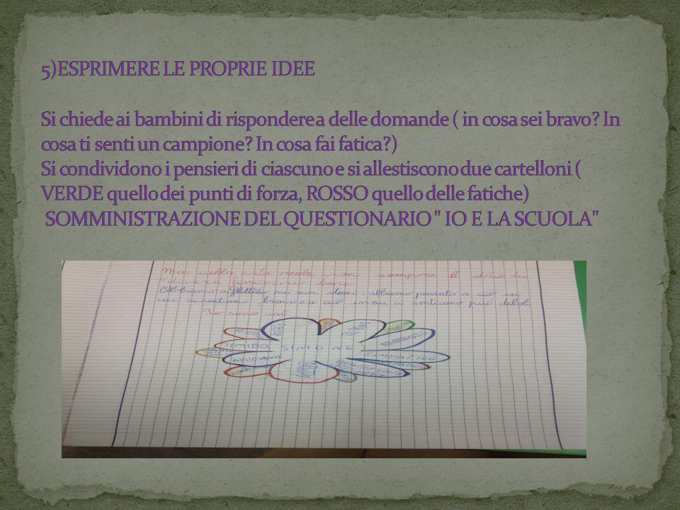 QUARTA FASE ROUTINE DI LETTURA: Pezzettino di Bruno Ferrero MODALITA : LAVORO A GRUPPI riflessione sul racconto di PEZZETTINO e la ricerca del proprio ruolo;gara di puzzle: ogni gruppo ha una parte di un puzzle con la foto della classe: ognuno ha il suo compito e il suo spazio.(2 ORE)