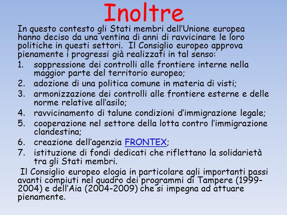 Frontex La Frontex, Agenzia europea per la gestione della cooperazione internazionale alle frontiere esterne degli Stati membri dell Unione europea, è un istituzione dell Unione europea il cui centro direzionale è a Varsavia, in Polonia.