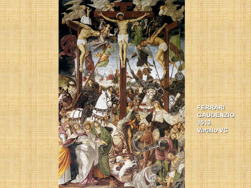 FERRARI GAUDENZIO 1513 Varallo VC