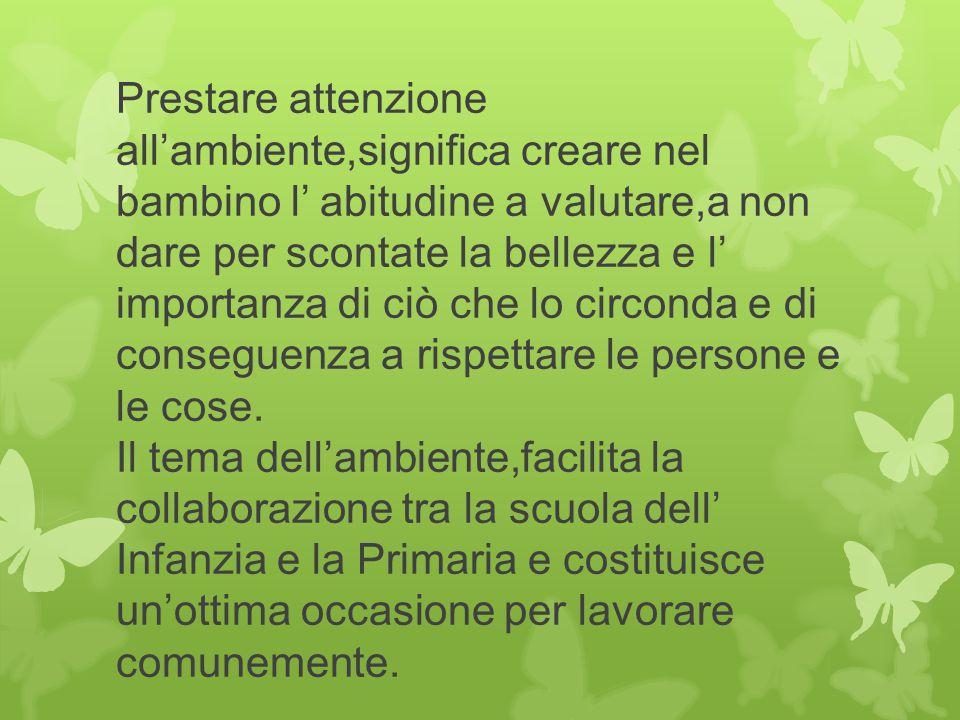 2) PROGETTO CONTINUITA': SCUOLA DELL'INFANZIA DI PANICALE E PACIANO E SCUOLA PRIMARIA DI PANICALE