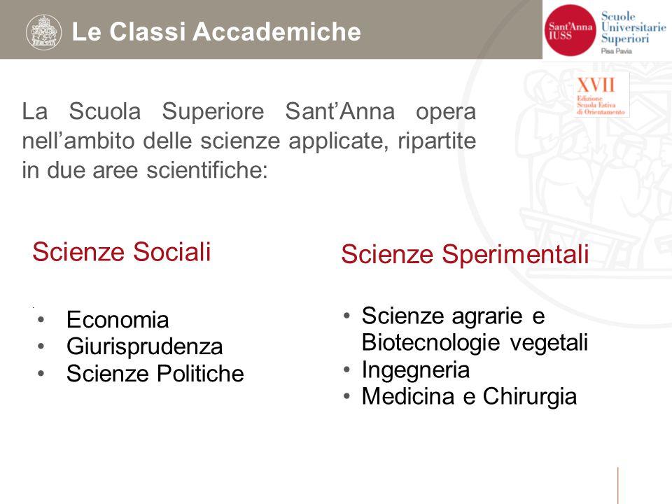 Le Classi Accademiche.