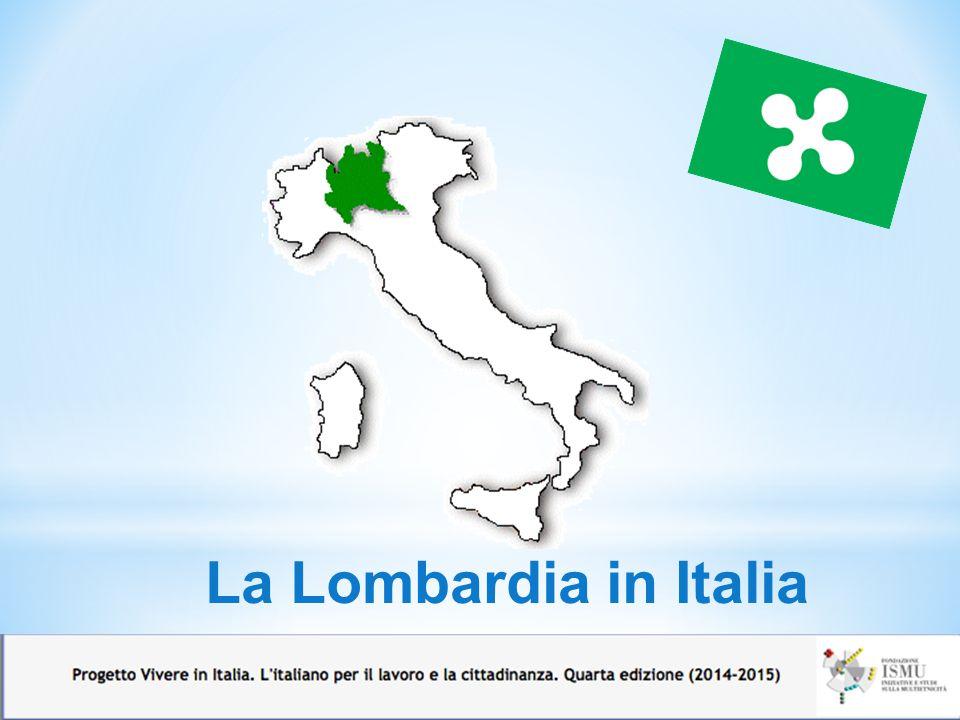La Lombardia in Italia