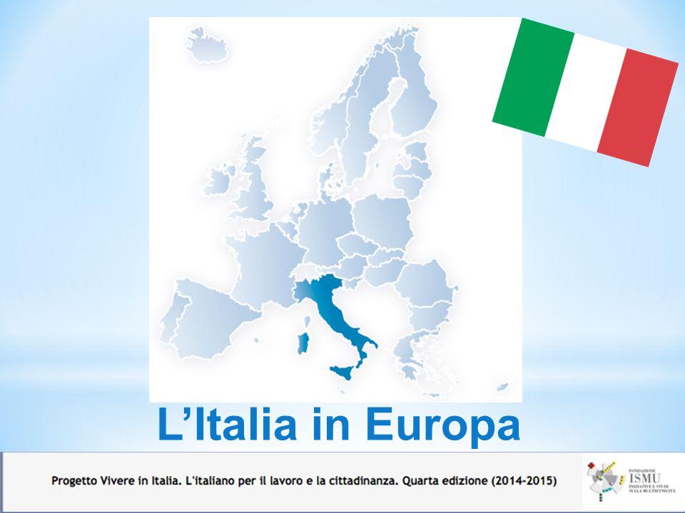 L'Italia in Europa