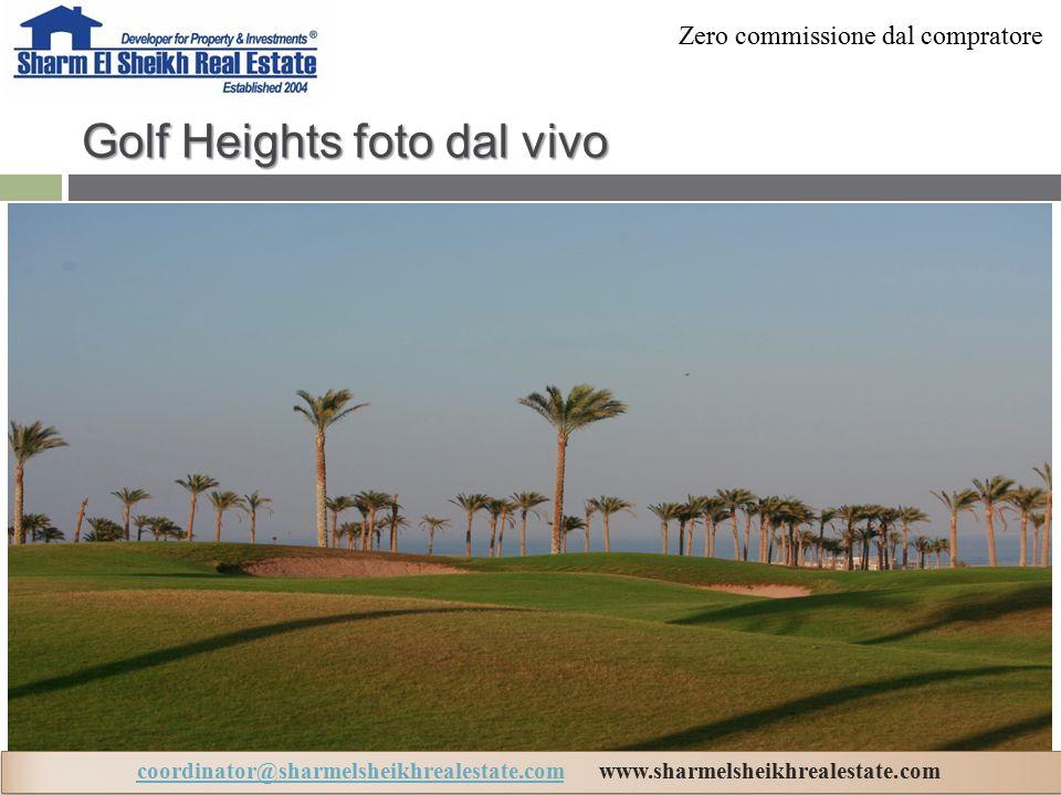 Golf Heights foto dal vivo coordinator@sharmelsheikhrealestate.com www.sharmelsheikhrealestate.comcoordinator@sharmelsheikhrealestate.com coordinator@sharmelsheikhrealestate.com www.sharmelsheikhrealestate.comcoordinator@sharmelsheikhrealestate.com Zero commissione dal compratore