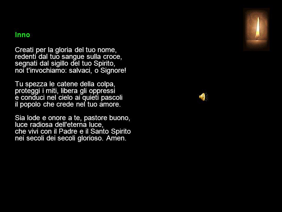 24 LUGLIO 2015 VENERDÌ - XVI SETTIMANA DEL TEMPO ORDINARIO UFFICIO DELLE LETTURE INVITATORIO V.