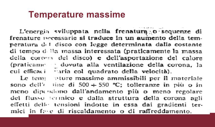 Temperature massime
