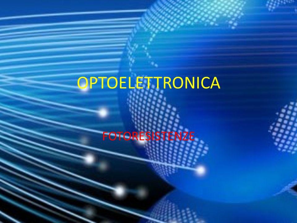 INTRODUZIONE La fotoresistenza è un componente elettronico la cui resistenza è inversamente proporzionale alla quantità di luce che lo colpisce.