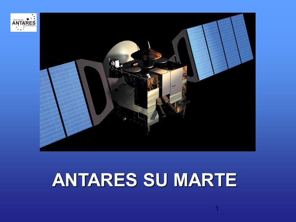 1 ANTARES SU MARTE