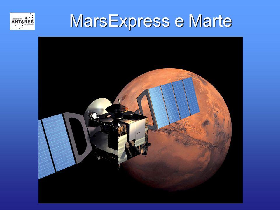 4 MarsExpress e Marte