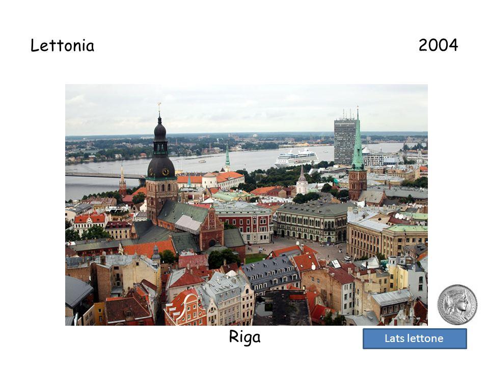 Estonia 2004 Tallinn Corona estone