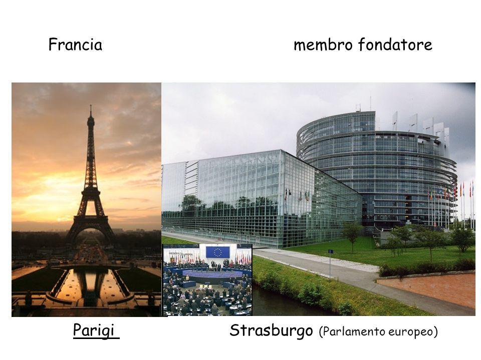 Belgio membro fondatore Bruxelles ( La Commissione europea)