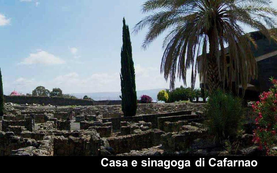 Casa e sinagoga di Cafarnao