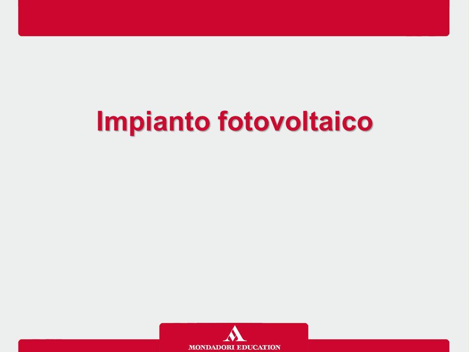 IMPIANTO FOTOVOLTAICO AUTORE: PASQUALE NASSO CONSULENZE TECNICHE: LUCA BASTERIS, LUISA DEGIOVANNI, LUCA DI GIACOMO, DAVIDE MAZZUCCO, LEONARDO PAOLINI COLLABORAZIONE TECNICO-DIDATTICA : LUCA BASTERIS, LAURA BLUA, SERGIO BRERO, PAOLO GERBALDO, FULVIO PASTORELLI, ELSA RABBIA, PIERANGELO SPERTINO, SERGIO VIGLIETTI SI RINGRAZIA PER LA COLLABORAZIONE: SPRAE SOLARE s.r.l.