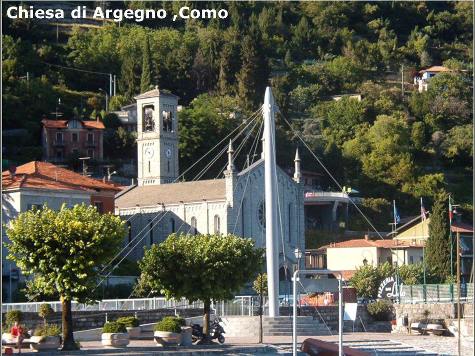 Chiesa di Argegno,Como