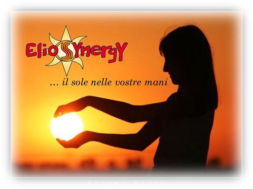 … il sole nelle vostre mani