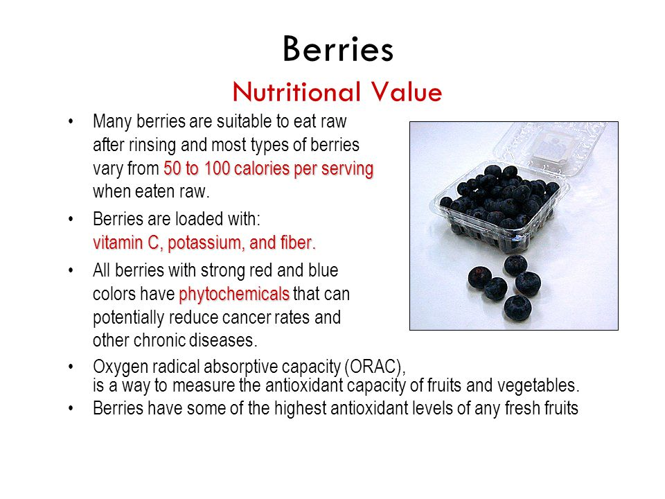 Berry research has traditionally focused on their antioxidant properties.
