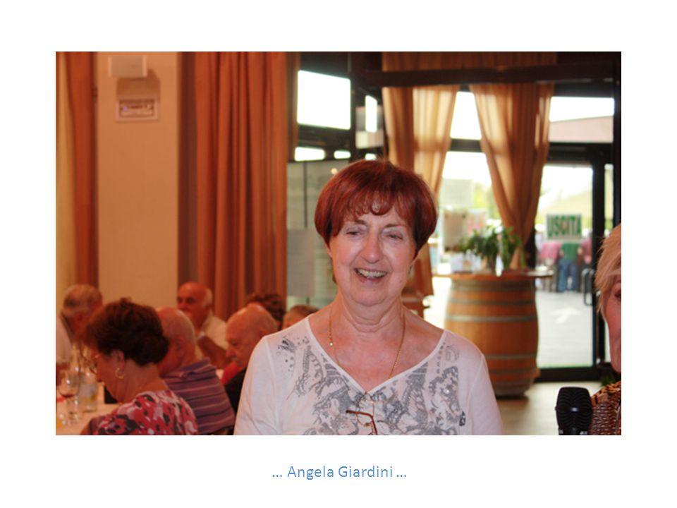 … Angela Giardini …