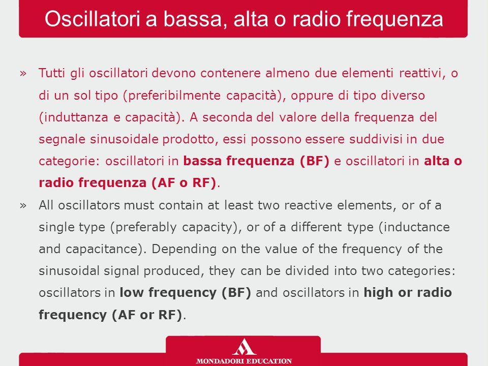 »L'oscillatore a ponte di Wien è impiegato con ottimi risultati nel campo audio e della strumentazione per la sua buona stabilità in frequenza e bassissima distorsione del segnale sinusoidale prodotto.