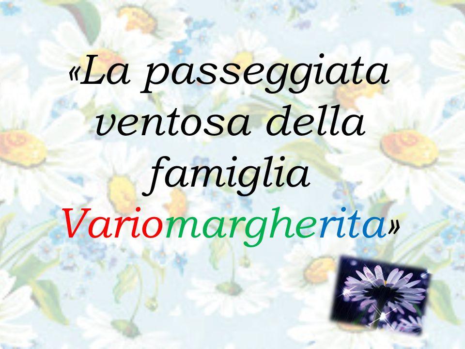 «La passeggiata ventosa della famiglia Variomargherita»