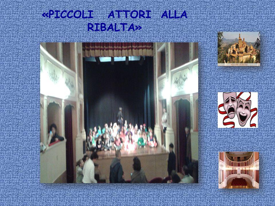 SCUOLA PRIMARIA DI PANICALE A. S. 2014 - 2015 PROGETTO TEATRO